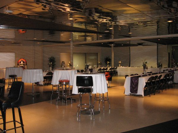 the banquet room at harley-davidson of madison :: home
